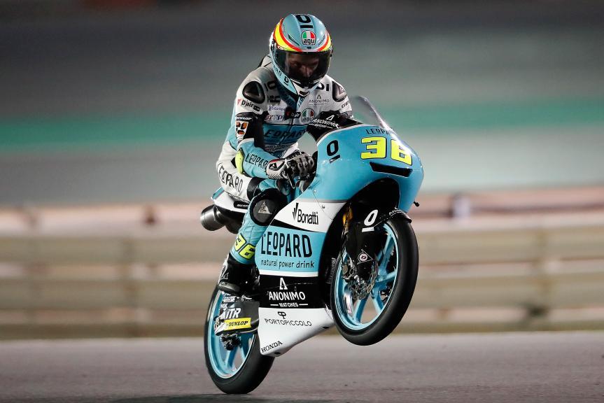 Joan Mir, Leopard Racing, Grand Prix of Qatar