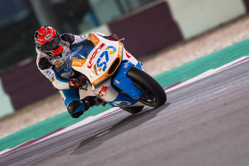 Edgar Pons, Pons Hp40, Grand Prix of Qatar
