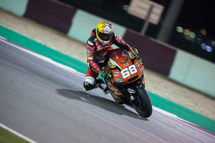 Yonny Hernandez, Agr Team, Grand Prix of Qatar