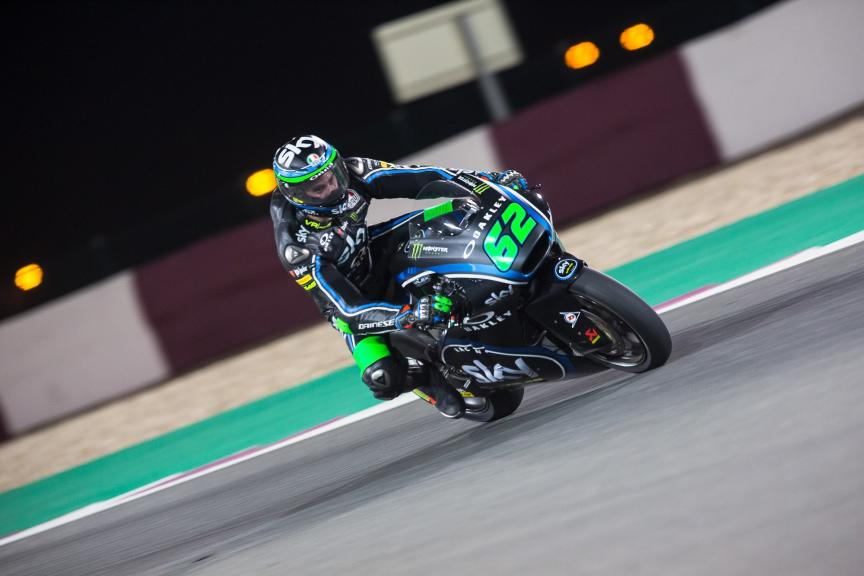 Stefano Manzi, Sky Racing Team Vr46, Grand Prix of Qatar