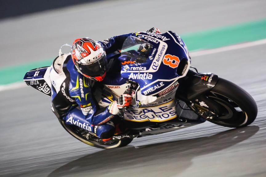 Hector Barbera, Reale Avintia Racing, Grand Prix of Qatar