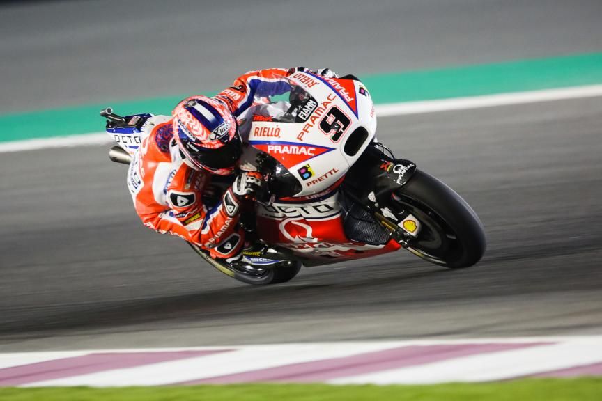 Danilo Petrucci, Octo Pramac Racing, Grand Prix of Qatar
