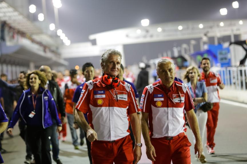 Ducati Team, Grand Prix of Qatar