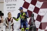 Valentino Rossi, Movistar Yamaha Motogp, Grand Prix of Qatar