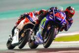 Maverick Vinales, Movistar Yamaha Motogp, Andrea Dovizioso, Ducati Team, Grand Prix of Qatar