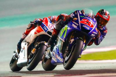 Desert stormed: Viñales draws first blood in 2017