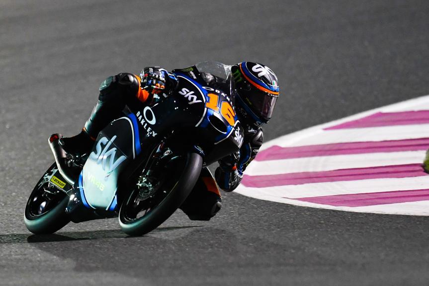 Andrea Migno, Sky Racing Team Vr46, Grand Prix of Qatar