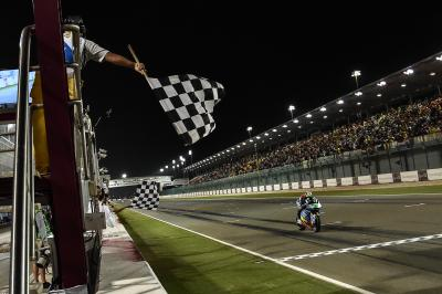 'Fast Franco' holt seinen ersten Sieg