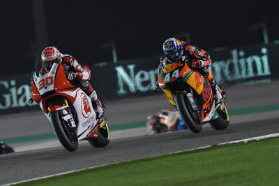 "Nakagami: ""The race was tough"""