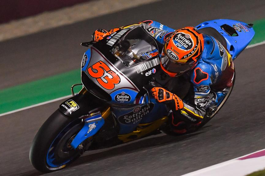 Tito Rabat, Eg 0,0 Marc Vds, Grand Prix of Qatar