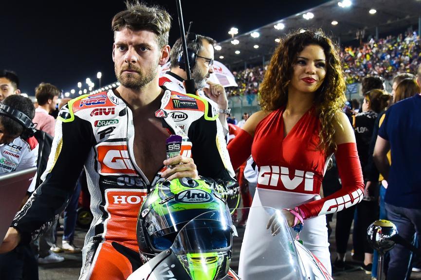 Cal Crutchlow, Lcr Honda, Grand Prix of Qatar