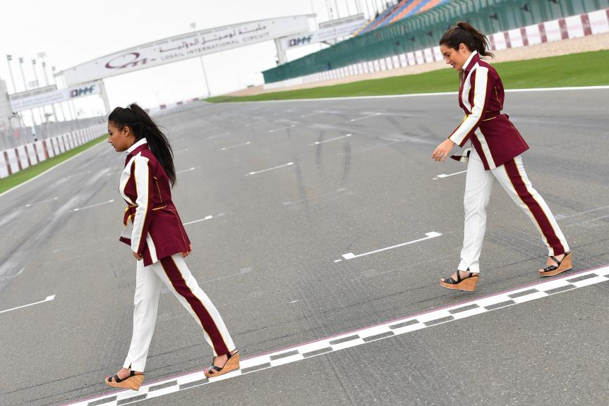 Paddock Girls, Grand Prix of Qatar