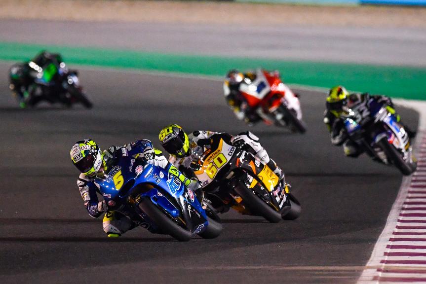 Andrea Locatelli, Italtrans Racing Team, Grand Prix of Qatar