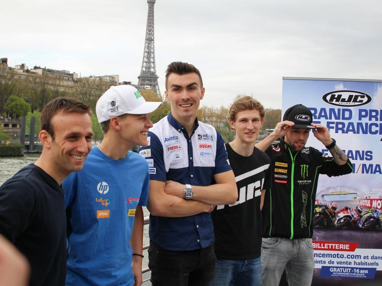 Grand Prix de France Official launch