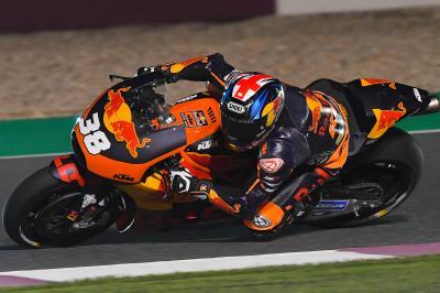 Smith: «Nous entrons désormais de plain-pied en MotoGP™»