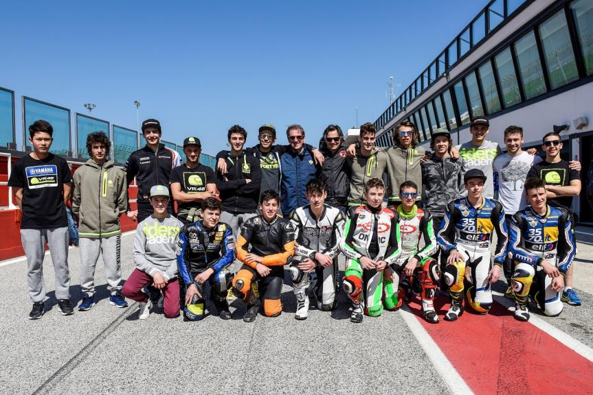 VR46 Riders Academy Misano World Circuit
