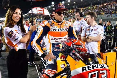 Márquez :«Pour le moment je n'ai pas la moto rêvée »