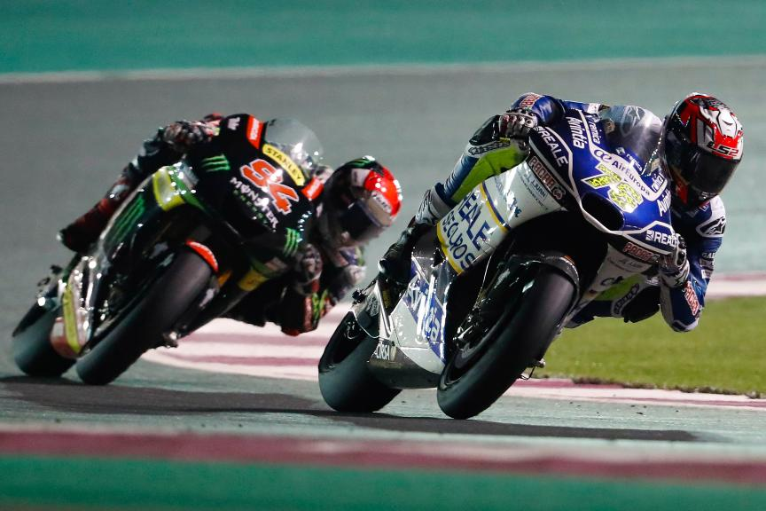 Loris Baz, Reale Avintia Racing, Grand Prix of Qatar