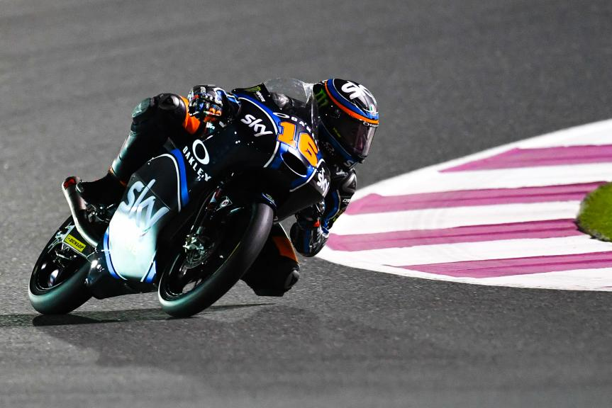 Andrea Migno, Sky Racing Team Vr46, Grand Prix of Qatar