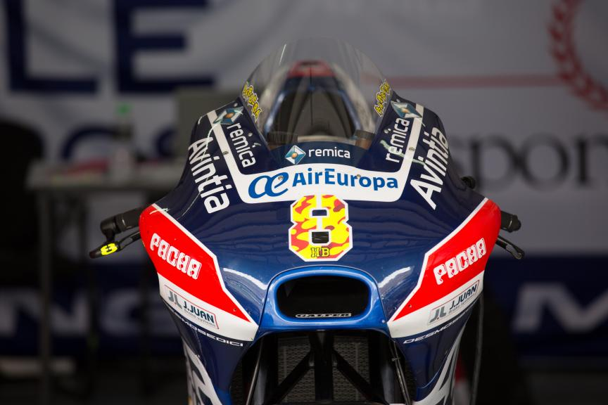 Hector Barbera, Reale Esponsorama Racing