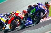 Maverick Vinales, Movistar Yamaha Motogp, Marc Marquez, Repsol Honda Team, Grand Prix of Qatar