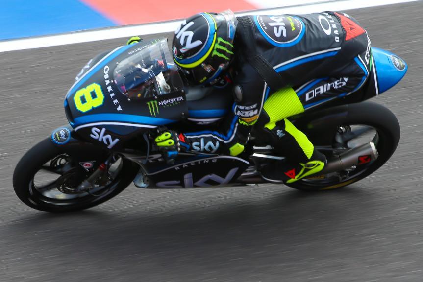 Nicolo Bulega, Sky Racing Team Vr46, Gran Premio Motul de la República Argentina