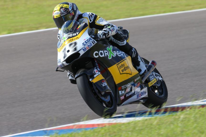 Thomas Luthi, Carxpert Interwetten, Gran Premio Motul de la República Argentina