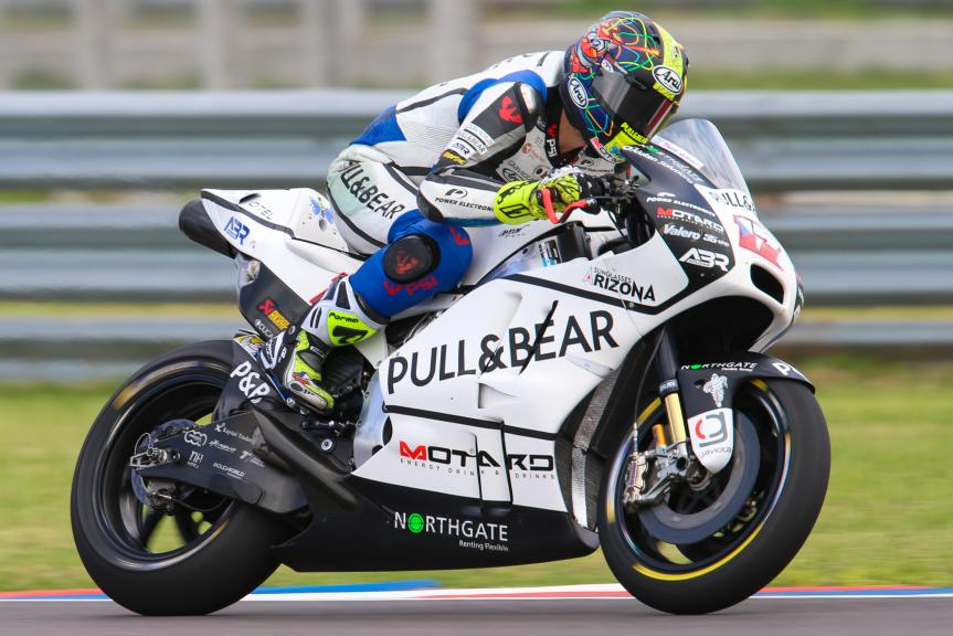 Karel Abraham, Pull&Bear Aspar Team, Gran Premio Motul de la República Argentina