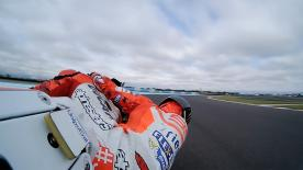 The first Free Practice session of the MotoGP™ World Championship at the #ArgentinaGP.