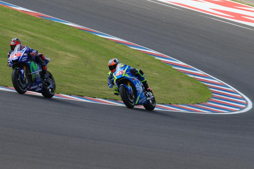 Maverick Vinales, Alex Rins, Gran Premio Motul de la República Argentina