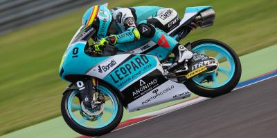 Mir stakes an early claim on the #ArgentinaGP