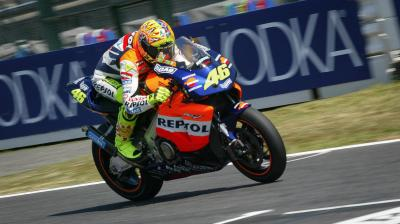 Celebrating 15 years since the start of the MotoGP™ era
