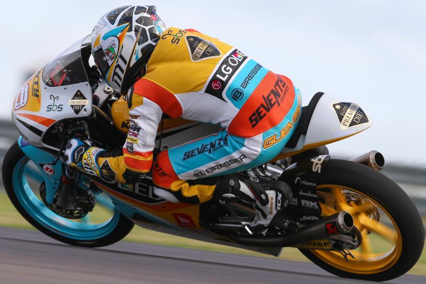Juanfran Guevara, RBA BOE Racing Team, Gran Premio Motul de la República Argentina