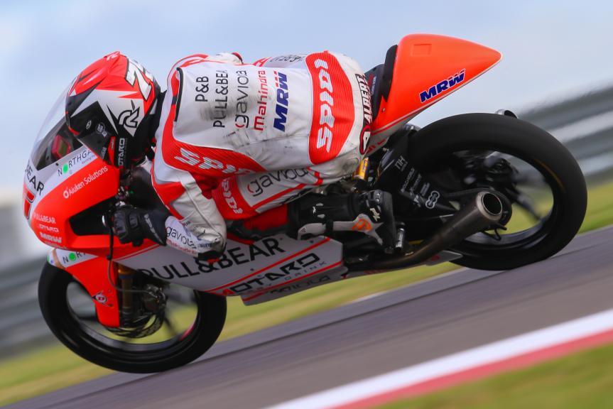 Albert Arenas, Aspar Mahindra Moto3, Gran Premio Motul de la República Argentina