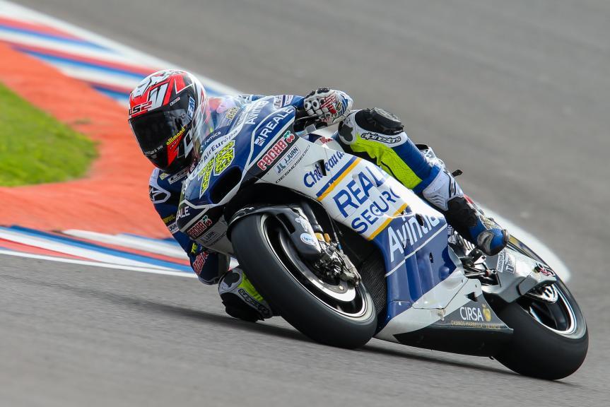 Loris Baz, Reale Avintia Racing, Gran Premio Motul de la República Argentina
