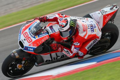 """Lorenzo: """"We're finding the way little by little"""""""