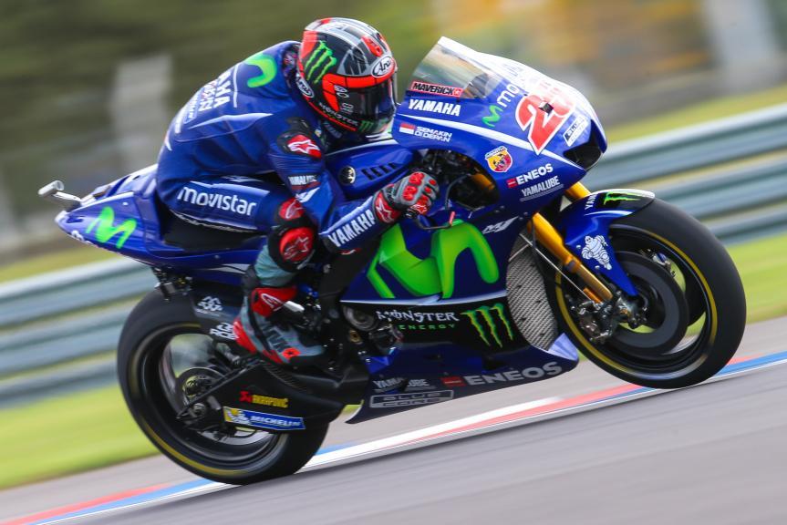 Maverick Vinales, Movistar Yamaha Motogp, Gran Premio Motul de la República Argentina