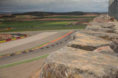 Red Bull Rookies complete two days of testing at MotorLand