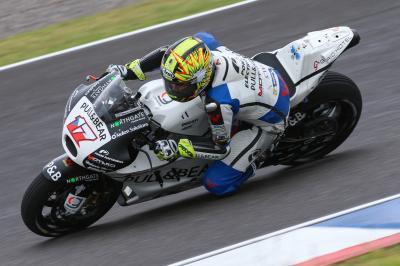 """Abraham: """"He demostrado que mi sitio está aquí, en MotoGP™"""""""