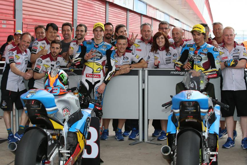 Franco Morbidelli, Alex Marquez, Eg 0,0 Marc Vds, Gran Premio Motul de la República Argentina