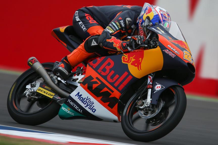 Niccolo Antonelli, Red Bull Ktm Ajo, Gran Premio Motul de la República Argentina