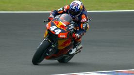 The Red Bull KTM Ajo rider led Morbidelli and Marquez in a thrilling Qualifying session at the #ArgentinaGP