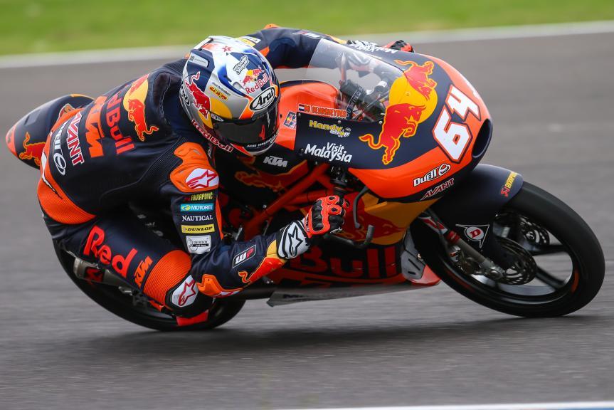Bo Bendsneyder, Red Bull Ktm Ajo, Gran Premio Motul de la República Argentina