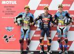 Miguel Oliveira, Franco Morbidelli, Alex Marquez, Gran Premio Motul de la República Argentina