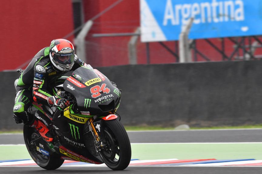 Jonas Folger, Monster Yamaha Tech 3, Gran Premio Motul de la República Argentina