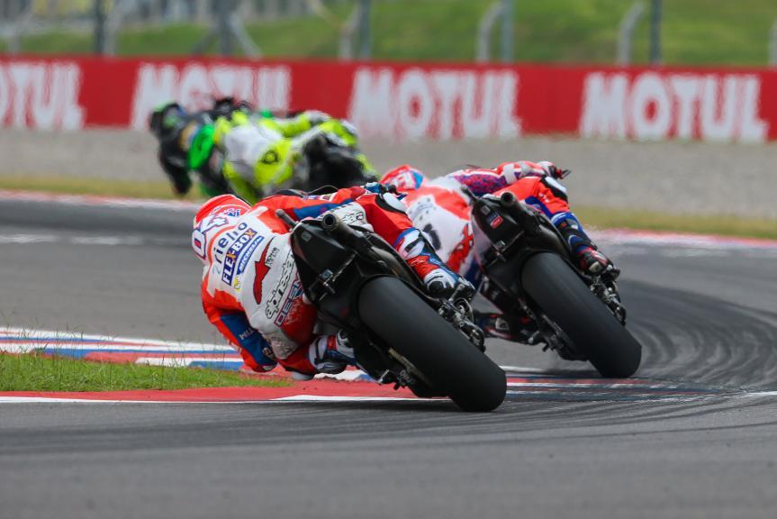 Andrea Dovizioso, Ducati Team, Gran Premio Motul de la República Argentina