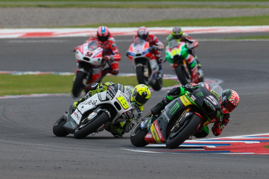 Johann Zarco, Alvaro Bautista, Gran Premio Motul de la República Argentina