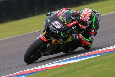 Zarco and Folger take the #ArgentinaGP by storm