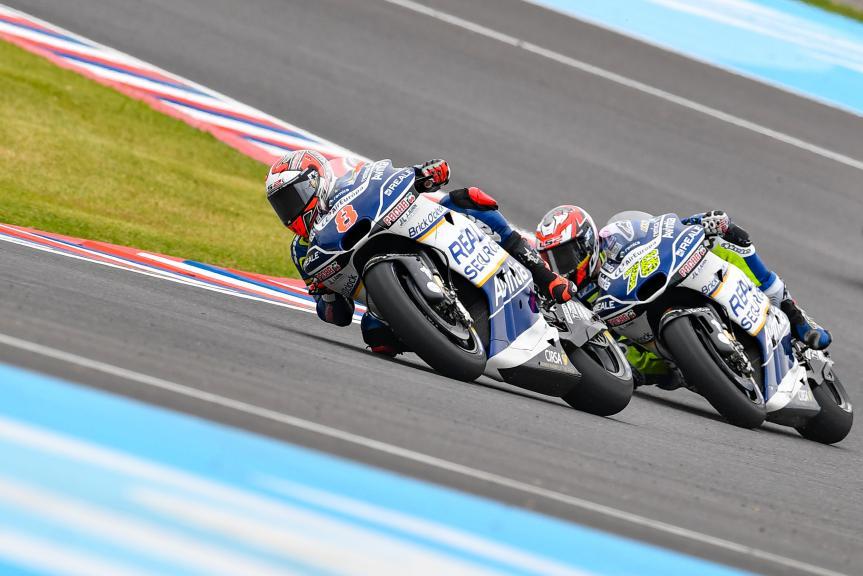 Hector Barbera, Loris Baz, Reale Avintia Racing, Gran Premio Motul de la República Argentina