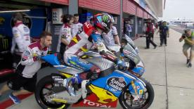 The complete Warm Up session for the Moto2™ World Championship at the #ArgentinaGP.